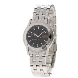 グッチ 5500M シェリーライン 腕時計メンズ