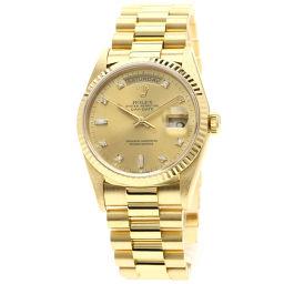 ロレックス 18238A デイテイト 腕時計 OH済メンズ