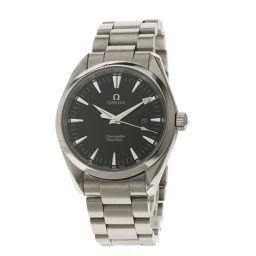 オメガ 2517.50 シーマスター アクアテラ 腕時計メンズ