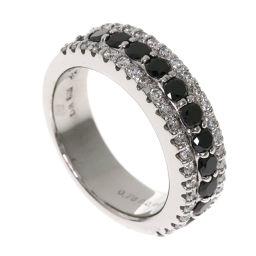 ポンテヴェキオ ブラックダイヤモンド ダイヤモンド リング・指輪レディース