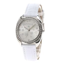 フルラ ジルコニア 腕時計レディース