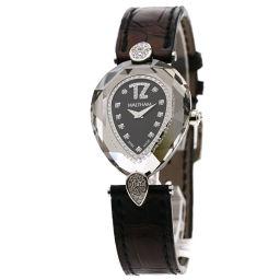 Waltham LB34 Lady Bearda Diamond Watch Ladies