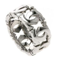カルティエ アントルラセリング #46 リング・指輪レディース