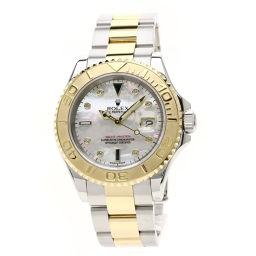 ロレックス 16623NGS ヨットマスター 腕時計メンズ