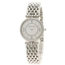 ヴァンクリーフ&アーペル PA49S ピエールアーペル ダイヤモンド 腕時計レディース