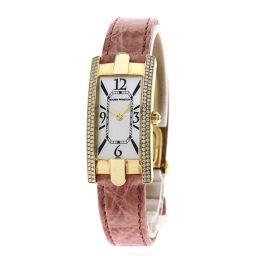 ハリーウィンストン  330LQG レディアヴェニュー ダイヤモンド 腕時計レディース