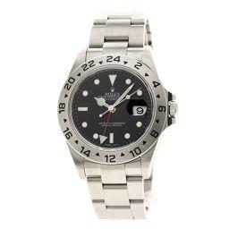ロレックス 16570 エクスプローラー2  腕時計メンズ
