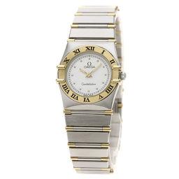 オメガ コンステレーション コンビ 腕時計レディース