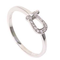 フレッド 4B0442 フォース10 スモールモデルリング ダイヤモンド #50 リング・指輪レディース