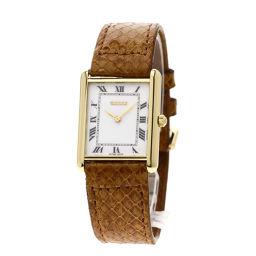 グッチ 710L スクエア 腕時計レディース