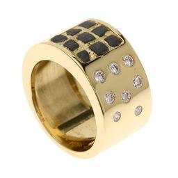 カルティエ ヌーベルバーグ原石ダイヤモンドリング #50 リング・指輪レディース