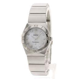 オメガ 123.10.24.60.55.001 コンステレーション ブラッシュ 腕時計レディース