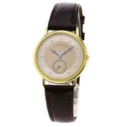 ロンジン 11Pダイヤモンド 腕時計メンズ