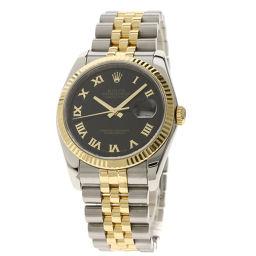 ロレックス 116233 デイトジャスト サンビーム 腕時計メンズ