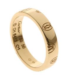 カルティエ ハッピーバースデーリング #50 リング・指輪レディース
