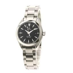 オメガ 2577.50 シーマスターアクアテラ 腕時計レディース