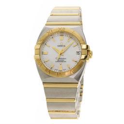 オメガ 1390.7 コンステレーション ダブルイーグル 31mm 腕時計ボーイズ