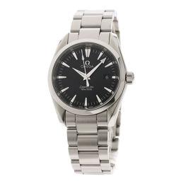 オメガ 2518.50 シーマスター アクアテラ 腕時計メンズ