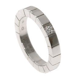 カルティエ ラニエールリング 1Pダイヤモンド #47 リング・指輪レディース