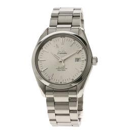 オメガ 2503-30 シーマスター アクアテラ 腕時計 OH済メンズ