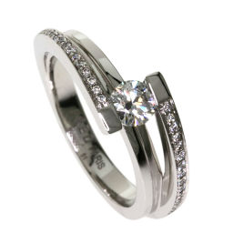 Fred Just You Diamond # 51 Rings & Rings Womens