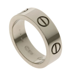 カルティエ ラブリング #50 リング・指輪レディース