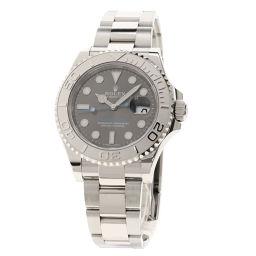ロレックス 116622 ヨットマスター ダークロレジウム 腕時計メンズ
