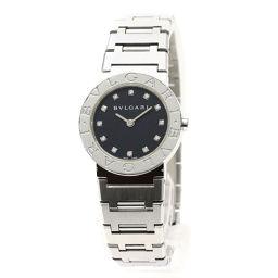 ブルガリ BB26SS/12 ブルガリブルガリ/12Pダイヤモンド 腕時計レディース