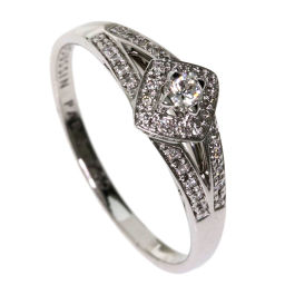 Mauboussin Diamond Rings and Rings-Ladies