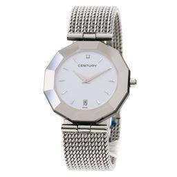 センチュリー プライムタイム1P  ダイヤモンド 腕時計メンズ