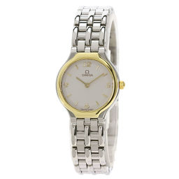 オメガ デビル 腕時計 OH済レディース