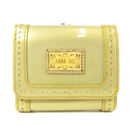Anna Sui logo motif Two-fold wallet (with coin purse) Women