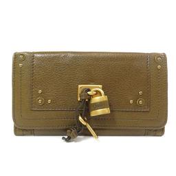 クロエ カデナモチーフ 長財布(小銭入れあり)レディース