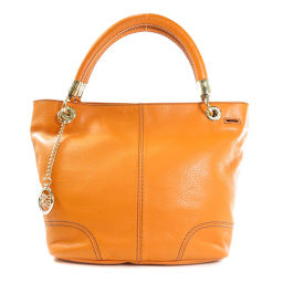 Lancel logo charm handbags ladies