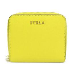 フルラ ロゴモチーフ 二つ折り財布(小銭入れあり)レディース