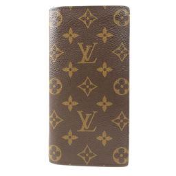 ルイヴィトン M66540 ポルトフォイユ・ブラザ 長財布(小銭入れあり)メンズ