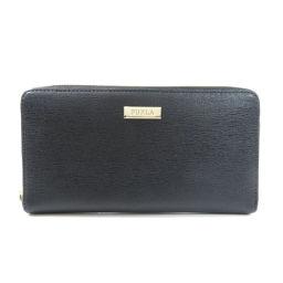 フルラ ラウンドファスナー 長財布(小銭入れあり)レディース