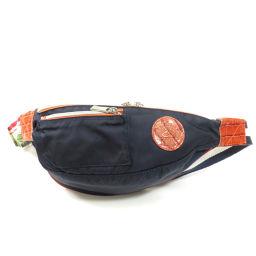 Orobianko logo embossed hip bag · waist bag men