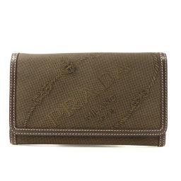 プラダ ロゴモチーフ 長財布(小銭入れあり)レディース