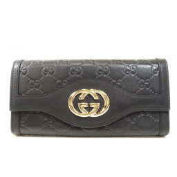 グッチ 282431 GG シマ 長財布(小銭入れあり)レディース