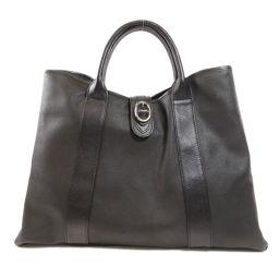 Orobianco belt design 2WAY business bag men's