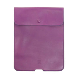 ロエベ ロゴ型押し iPadケースレディース