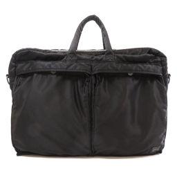 Porter logo design business bag mens