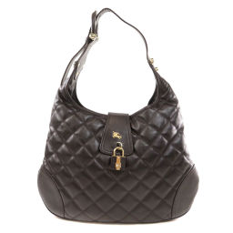 Burberry One Shoulder Shoulder Bag Ladies