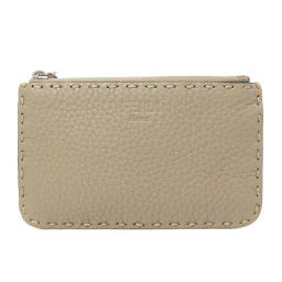 Fendi Logotype Celeria Coin Case Ladies