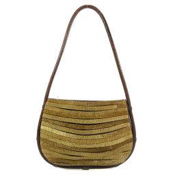 Volbonese quail pattern handbag ladies