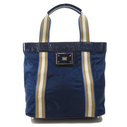 Anyya Hind March Logo Design Tote Bag Ladies