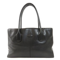 Tods Logotype 2way Tote Bag Ladies