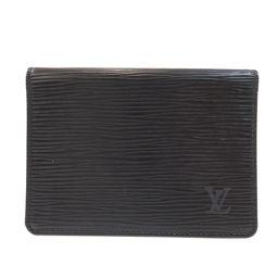 Louis Vuitton M63202 Porto 2 cult / vertical card case men