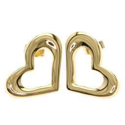 Piaget Limelight Heart Earrings Ladies